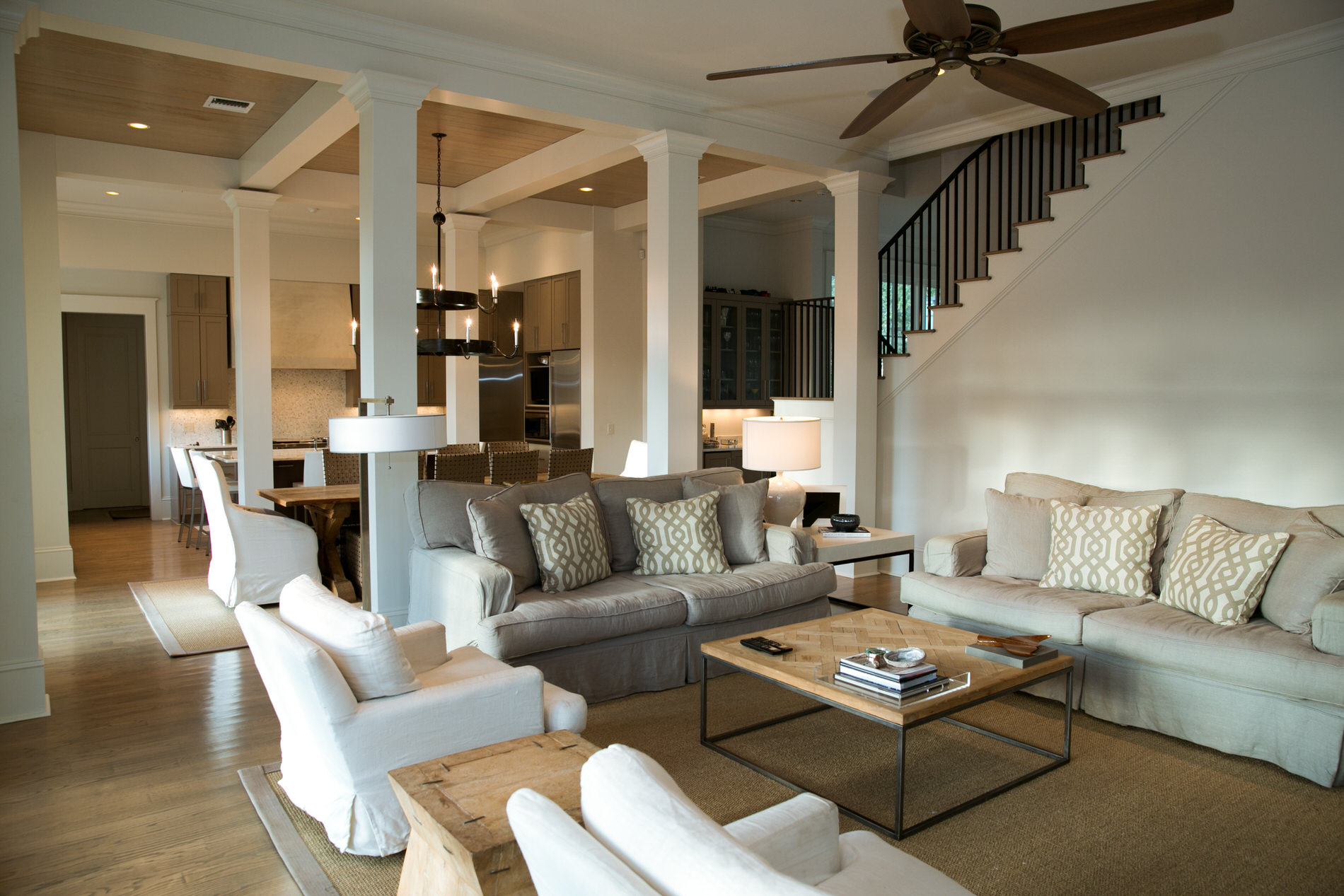 New homes interior design ideas amazing ideas for new for Interior designs new orleans